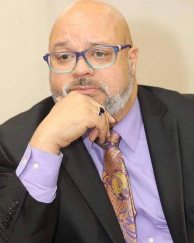 <u>Dr. Andre Nero Randall</u>